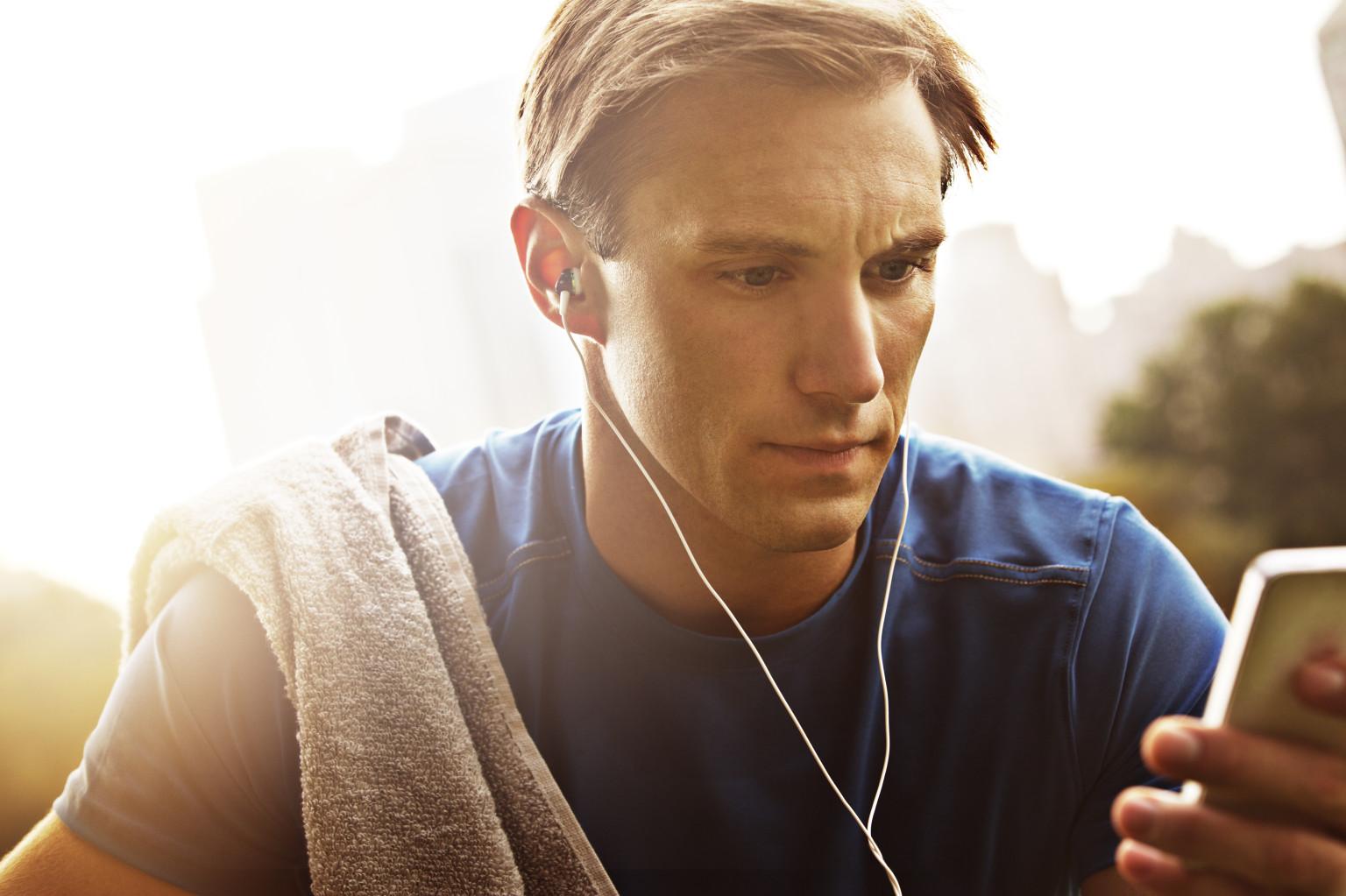 playlist para atividades físicas